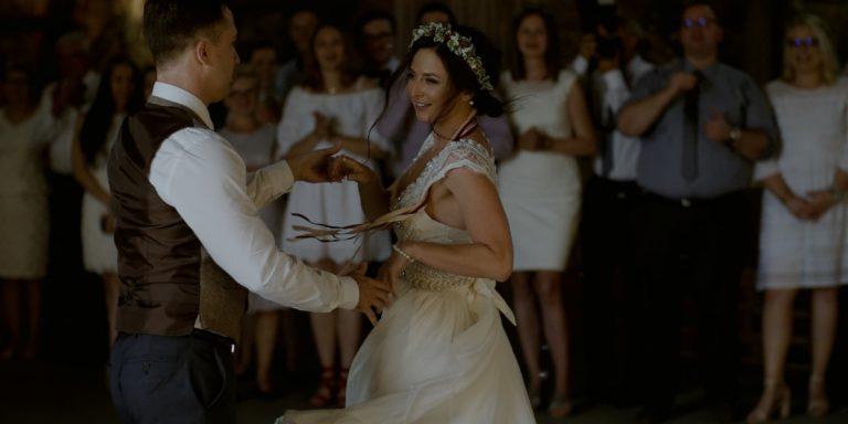 film ślubny, slow wedding, ślub boho, ślub rustykalny, Folwark Wąsowo