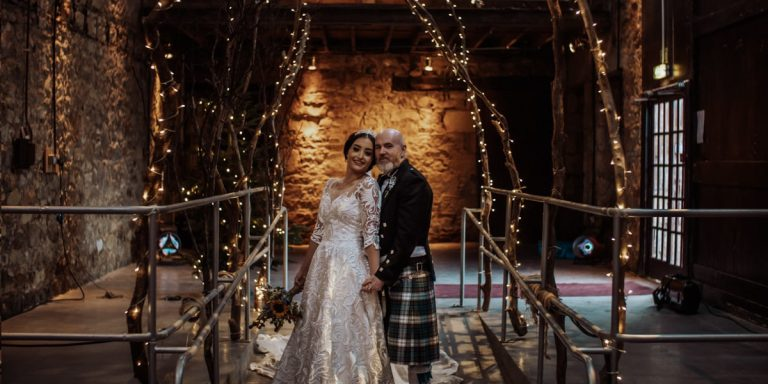 film ślubny, Kinkell Byre, ślub zagraniczny, ślub humanistyczny, plener ślubny