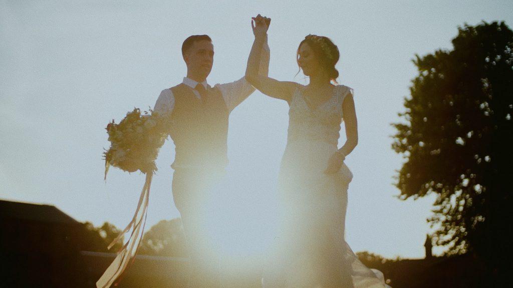 Folwark Wąsowo - Aga & Mat - boho wedding