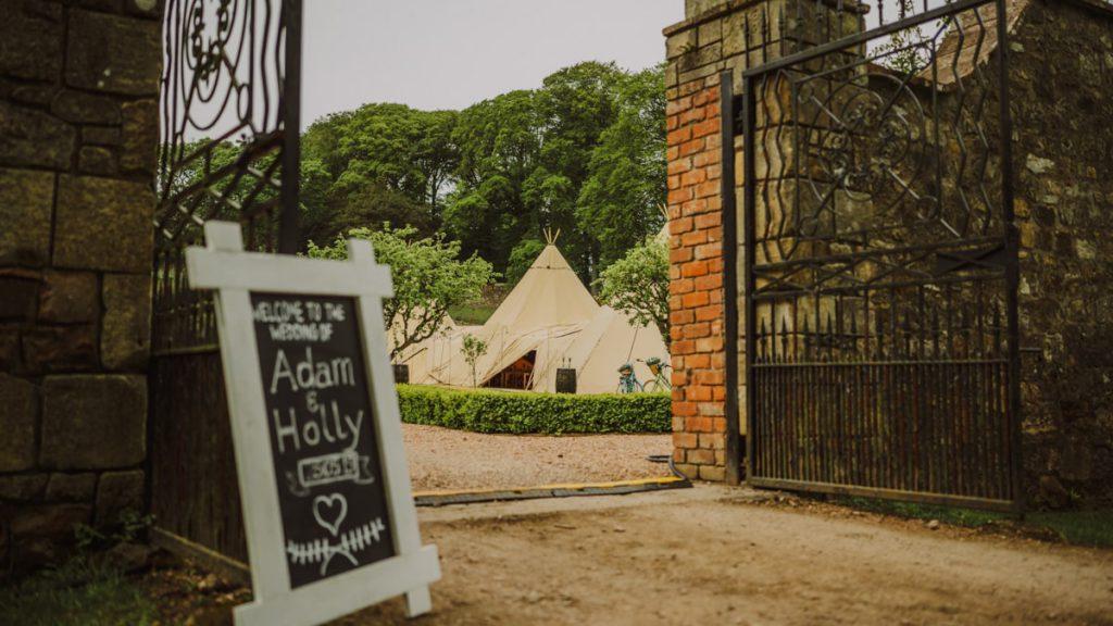 St Andrews Scotland ślub plenerowy detale