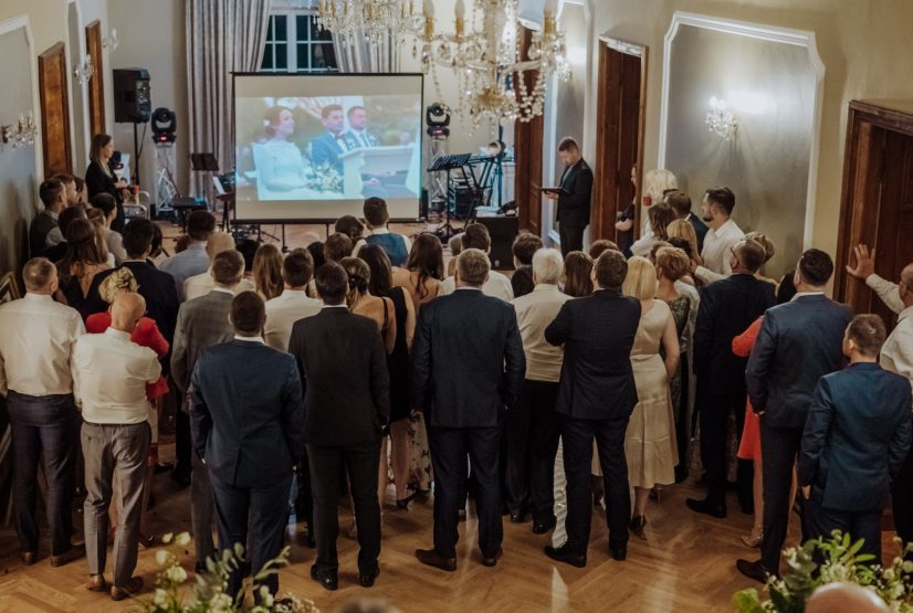 Film ślubny, Same Day Edit, atrakcja nawesele, oryginalna atrakcja nawesele, Michał Pawlik Video Production